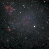 HII-Regionen in IC 1613